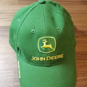 John Deere Owners Edition Hat NWT